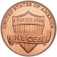 2010 Lincoln Union Shield Cent