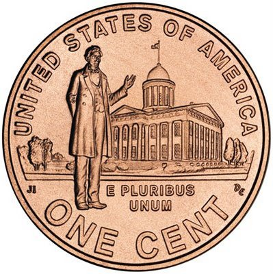 2009 Lincoln Cent Design - Professional Life
